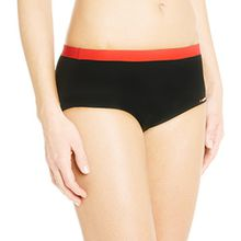 TriAction Triumph Damen Slip Fusion Star Hip, Gr. 42, Mehrfarbig (BLACK COMBINATION (K9))