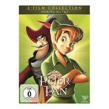 DVD Peter Pan 1+2 Hörbuch