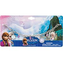 Armband in Metall mit Anhängern Disney Princess Frozen Mädchen Kinder