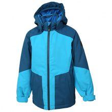 Color Kids - Kid's Dawson Padded Ski Jacket - Skijacke Gr 104;110;122;140 blau/türkis;rosa/rot