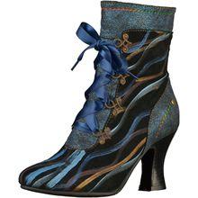 MARCO TOZZI Stiefel Klassische Stiefel blau Damen