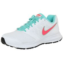 Nike Downshifter 6 MSL Wmns 684771 102 Damen Laufschuhe / Runningschuhe Weiß 36,5