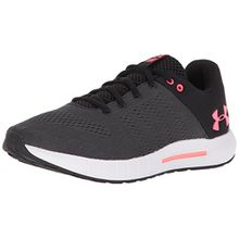 Under Armour Damen UA W Micro G Pursuit 3000101-001 Sneaker, Mehrfarbig (Grey 001), 36.5 EU