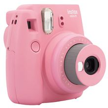 Instax Sofortbildkamera  mini 9 rosé