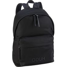 HUGO Rucksack / Daypack Record Backpack 390463 Black
