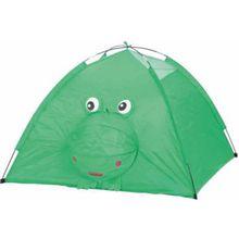 Froggy Kinderzelt grün