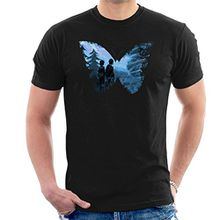 Choice Blue Butterfly Life Is Strange Men's T-Shirt