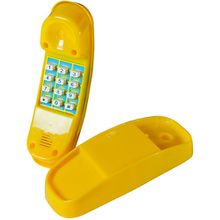 Telefon gelb