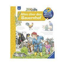 Buch - WWW Alles über den Bauernhof