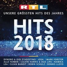 Audio CD »Various: RTL Hits 2018«