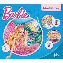 CD Barbie - Dreamtopia-Box, 3 Audio-CD Hörbuch