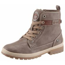 LICO Winterstiefel taupe