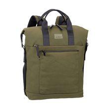Strellson Laptoprucksack Harrow Backpack LVZ Laptop-Rucksäcke oliv Herren