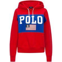 Polo Ralph Lauren Sweatshirt - Rot (L, S, XS)