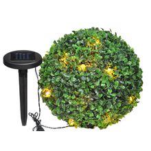 HTI-Living Solar Lichterkette »Buchsbaum«