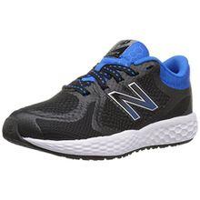 New Balance Unisex-Kinder 720v4 Sneakers, Mehrfarbig (Black/BUE), 33 EU