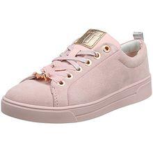Ted Baker Damen Kelleis Sneaker, Pink (Mink Pink), 38 EU
