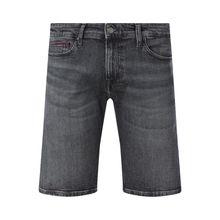 Slim Fit Jeansshorts mit Stretch-Anteil Modell 'Scanton'