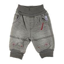 Sigikid Baby-Jungen Jeans, Grau (Grey Denim 20), 80