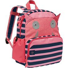 Kindergarten-Rucksack 4kids, Mini Backpack, Little Monsters, Mad Mable rosa