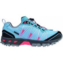CMP - Atlas WP Damen Mountain Running Schuh (hellblau/pink) - EU 37