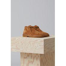 CLOSED Desert Boots aus Veloursleder fox brown