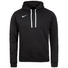 Nike Performance Club19 Fleece TM Kapuzenpullover Herren schwarz/weiß Herren