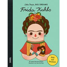 Buch - Little People, Big Dreams: Frida Kahlo