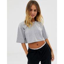 Gym King - Kurzes T-Shirt - Grau