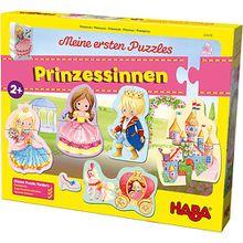 Meine ersten Puzzles - Prinzessinnen