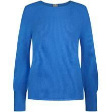 FTC Cashmere Cashmere-Pullover - Blau (L, M, XL)