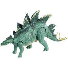 Jurassic World Action-Attacke Stegosaurus