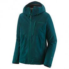 Patagonia - Women's Calcite Jacket - Regenjacke Gr L;M;S;XS rosa/rot;türkis/blau