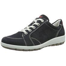 ara Tokio Damen Sneaker, Blau (Blau, Weiss), 41.5 EU (7.5 UK/10 US)