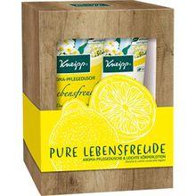 Kneipp Pflege Duschpflege Geschenkset Pure Lebensfreude Leichte Körperlotion Lebensfreude 200 ml + Aroma-Pflegedusche Lebensfreude 200 ml 1 Stk.