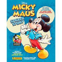Mickey Maus Hybrid Sammelalbum