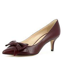 Evita Shoes Damen Pumps GIULIA Klassische Pumps bordeaux Damen
