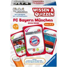 Ravensburger tiptoi® Spiele/Puzzles Wissen & Quizzen: FC Bayern München