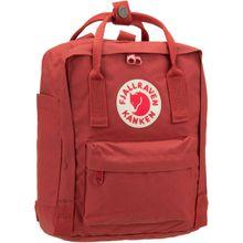 Fjällräven Rucksack / Daypack Kanken Mini Deep Red (7 Liter)