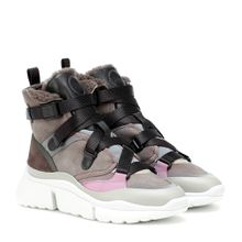 Exklusiv bei Mytheresa – High-Top-Sneakers Sonnie