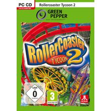 Rollercoaster Tycoon 2 PC, Software Pyramide