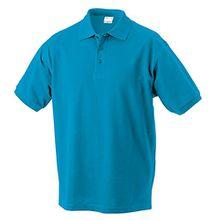 Klassisches Hochwertiges Polohemd (S - 3XL) XXL,Turquoise [Misc.]