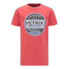 Petrol Industries T-Shirt mischfarben / melone