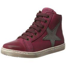 Bisgaard Unisex-Kinder Schnürschuhe Hohe Sneaker, Pink (Pink), 32 EU