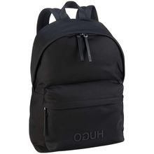 HUGO Rucksack / Daypack Record Backpack 390463 Tagesrucksäcke schwarz Herren