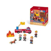 Janod Mini Story - Feuerwehr