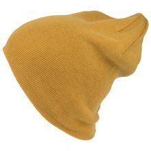 Mons Royale - McCloud Beanie - Mütze Gr One Size orange;schwarz;beige/grau;rot