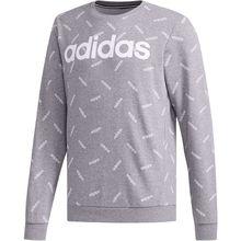 adidas Performance Sweatshirt AOP Sweatshirts grau Herren