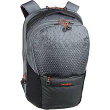 Samsonite Rucksack / Daypack Hexa-Packs Laptop Backpack M Exp Work Grey Print (21 Liter)