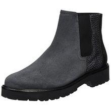 Semler Damen Elena-G½ Chelsea Boots, Grau (860 Grau-Anthrazit), 42 EU